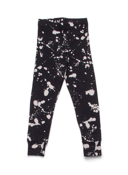 NUNUNU splash legging black