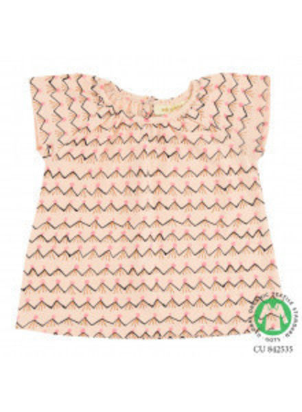 Soft Gallery Soft Gallery Baby Olivia Top Scallop Shell