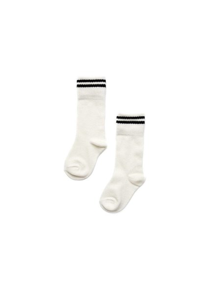 Sproet&Sprout Sproet&Sprout Socks Sport Off-White Knit