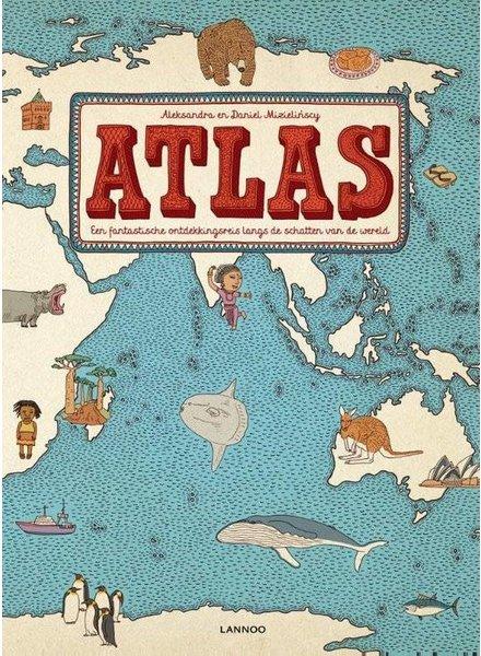 Centraal boekenhuis atlas boek