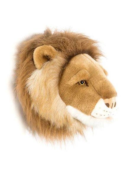 Wildandsoft Knuffelkop leeuw cesar