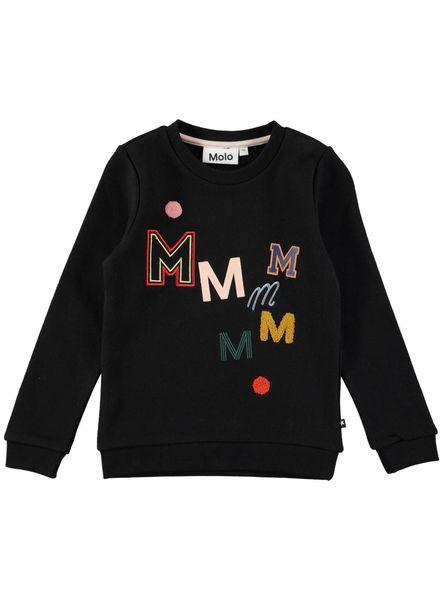 Molo Sweater Mara Zwart
