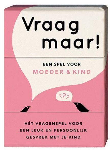 Elma van Vliet Spel vraag maar moeder & kind