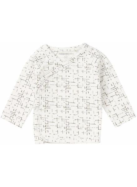 noppies Overslag shirt grayslake 74406