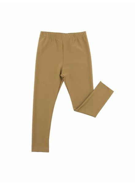 Tiny cottons Gouden legging