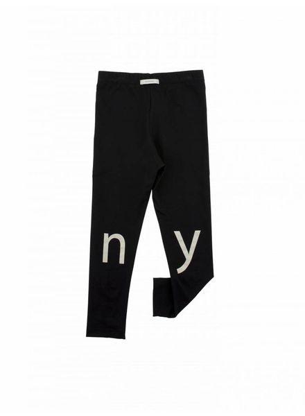 Tiny cottons legging logo pant zwart