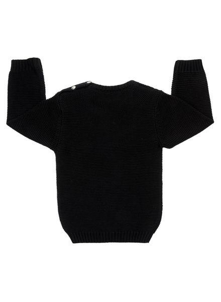 CarlijnQ Knit black sweater