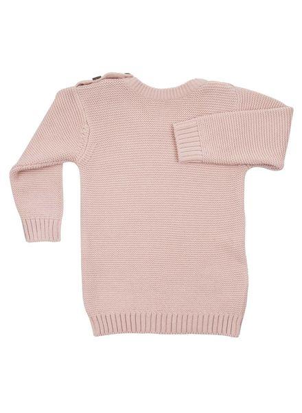 CarlijnQ Knit pink sweater