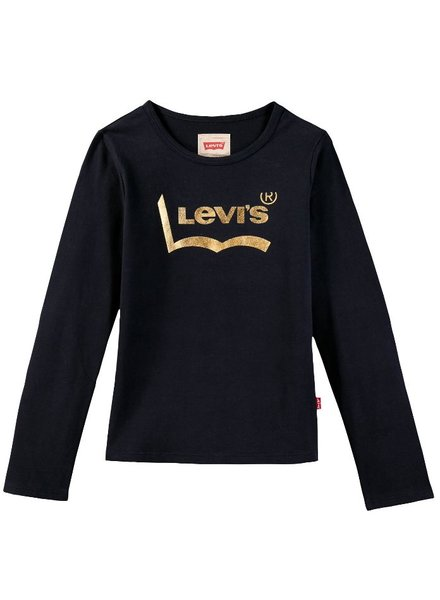 Levi's Longsleeve levis 17hnk10617 zwart