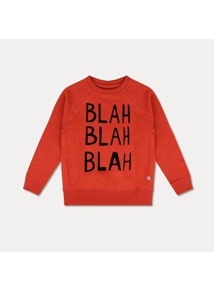 repose Blah blah blah sweater