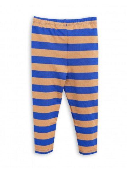 Mini rodini Blockstripe legging blue