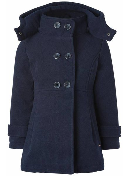 noppies Winterjas donkerblauw