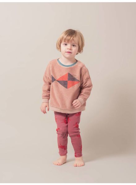 Bobo choses Baby legging crab your hands