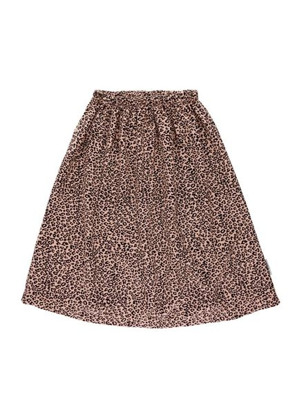 Maed for mini Skirt sahara leopard