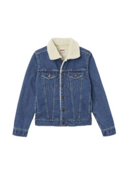 Levi's Denim truck jacket