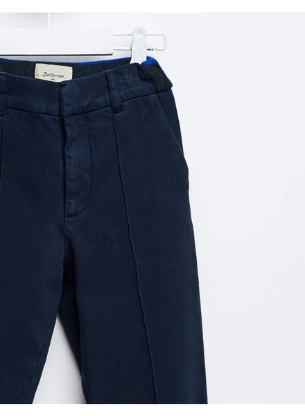 Bellerose Donkerblauwe sweat chino