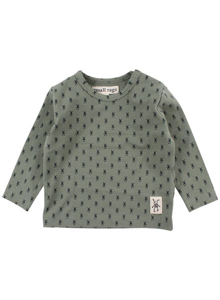 Small Rags Longsleeve baby sea spray 60587