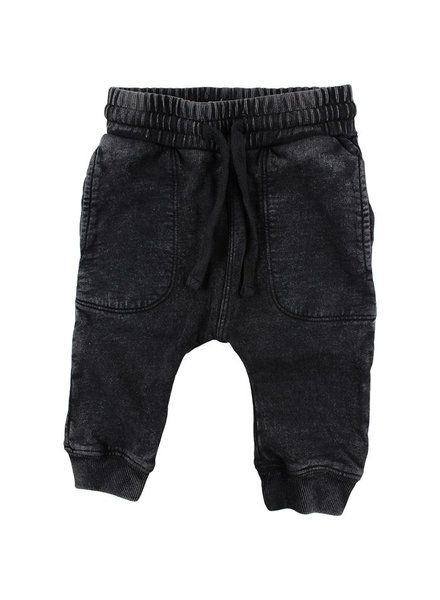 Small Rags Sweatpants zwart 60579
