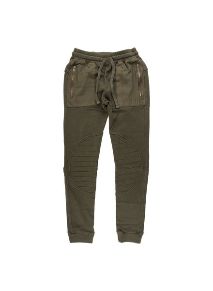 Small Rags Sweatpants army green 70562