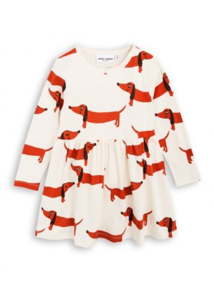 Mini rodini Dog ls dress