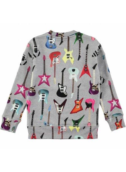 Molo Sweater milton rock guitar