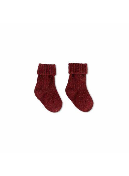 imps&elfs Wollen sokjes rood