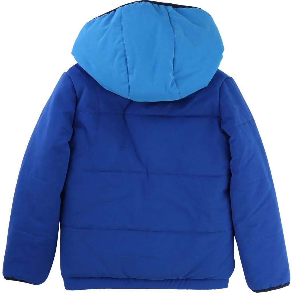 Billybandit Blauwe winterjas
