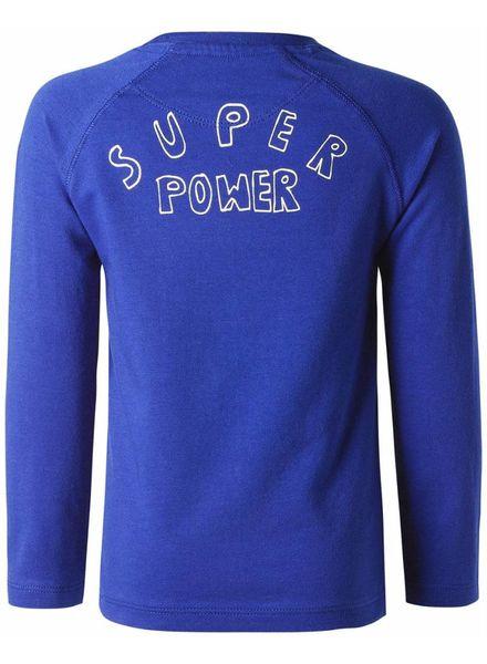 noppies shirt light Kobalt 75600