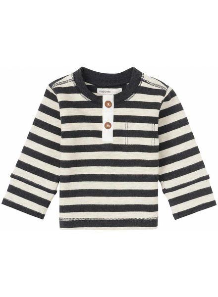 noppies Granddad shirt stripe 74653