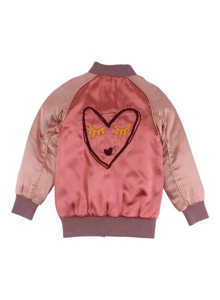 Soft Gallery Bomberjas dusty pink