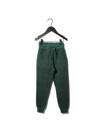 SOMEDAY SOON Carlson pants leopard green