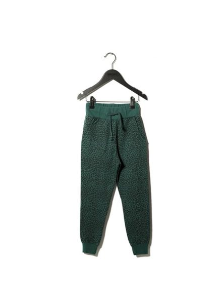 SOMEDAY SOON Carlson pants leopard green