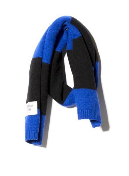 SOMEDAY SOON Gestreepte sjaal