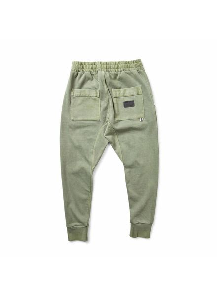 Munsterkids Sweatpants kick back olive