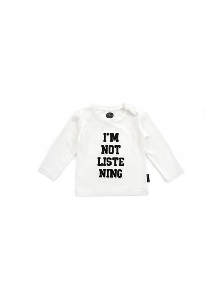 Sproet&Sprout I'm not listening longsleeve