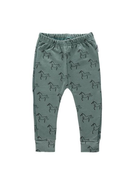 Maed for mini HAPPY HORSE AOP / SWEAT PANTS