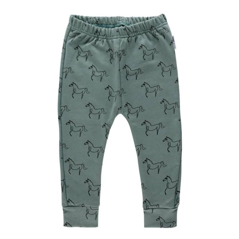 Maed for mini HAPPY HORSE AOP / SWEAT PANTS