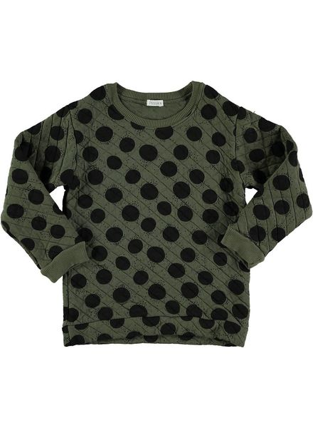 Picnik Barcelona Quilted sweater AW17-087