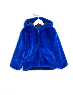 Bellerose Jas reversible blauw