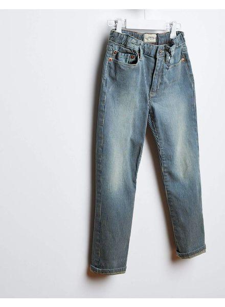 Bellerose Jeans stripe