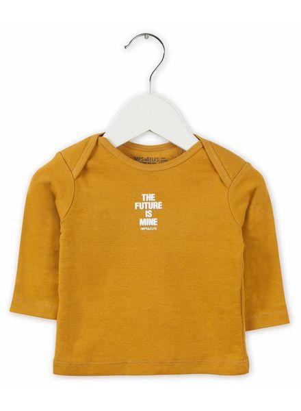 imps&elfs Longsleeve warm yellow