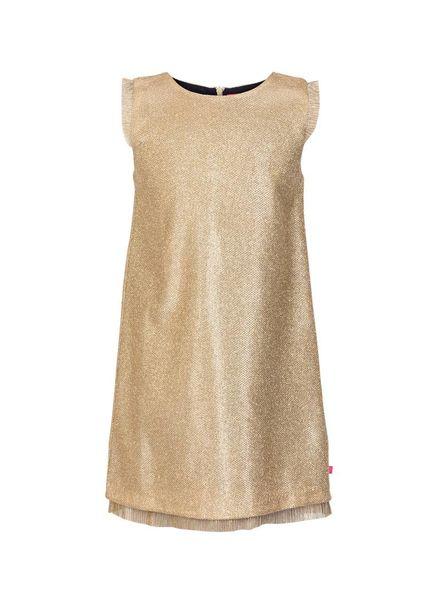 Le Big Gretchen dress goud