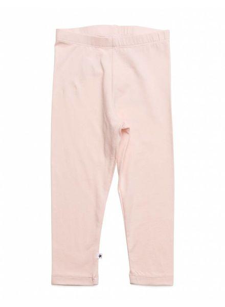 Molo Nette solid legging peach puff