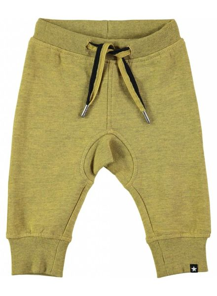 Molo Sweatpants gold dust