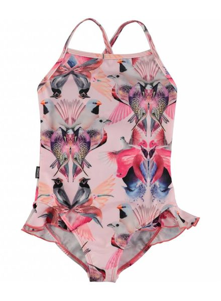 Molo Noona swimsuit mirror birds