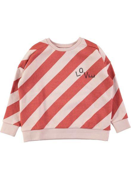 Molo Mandy sweater diagonal stripe