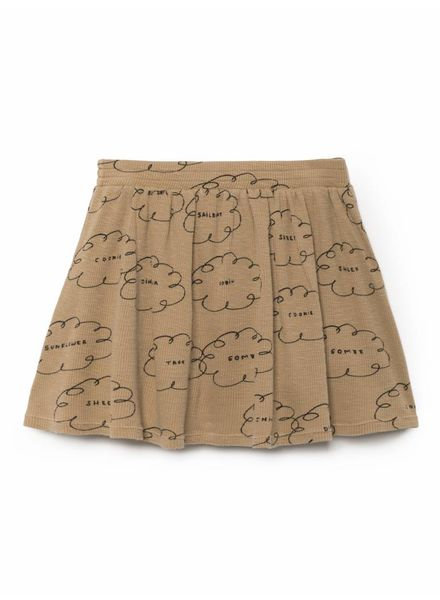 Bobo choses Clouds skater skirt