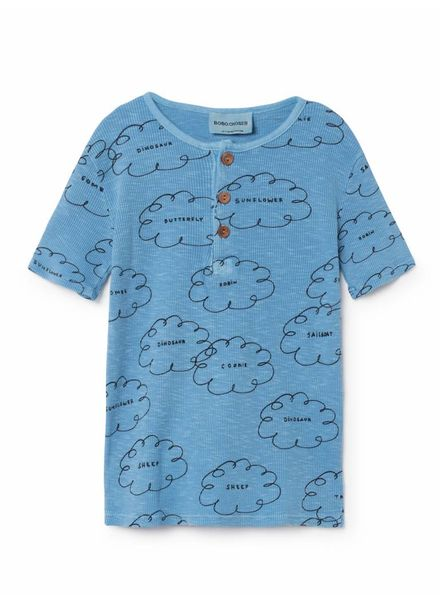 Bobo choses Clouds buttons tshirt
