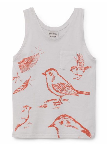Bobo choses Birds tank top