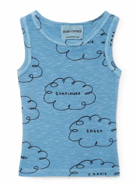 Bobo choses Clouds tank top